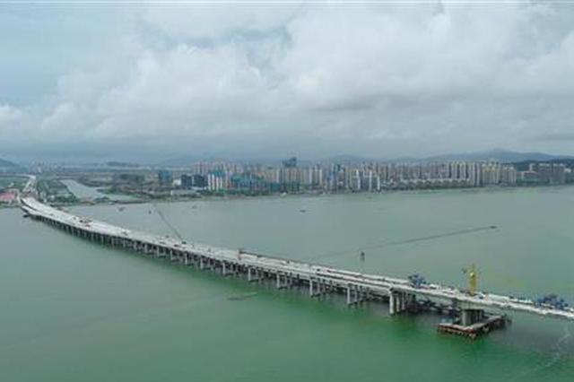 港珠澳大桥开通两周年 珠海公路口岸出入境旅客千万级