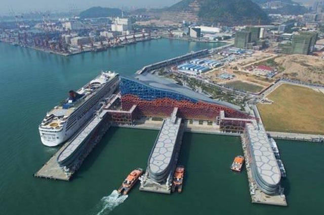 粤港澳大湾区组合港项目启动 企业报关成本直降30%