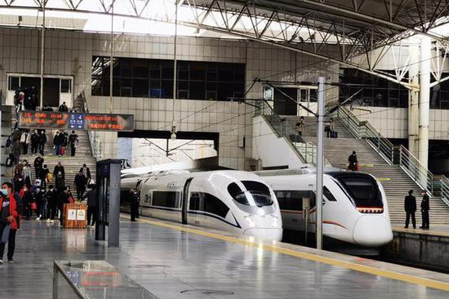 广铁元旦期间加开列车 部分车次尚有余票