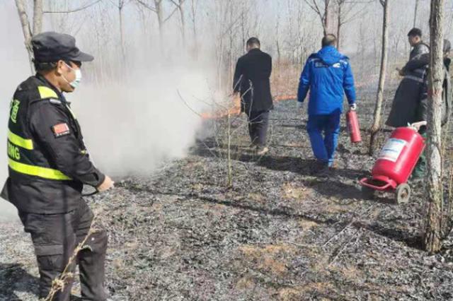 深圳发布禁火令 至4月30日禁火区域禁止一切野外用火