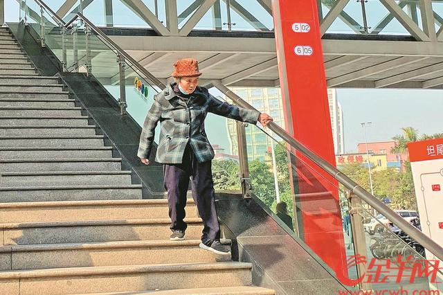 广州市政协委员:地铁口加装电梯需制定相关建设标准