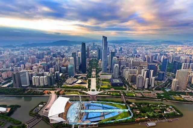 天河GDP再破5000億 連續十四年保持全市第一