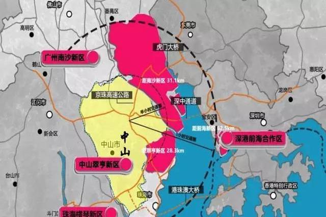 廣州地鐵18號線北延接入清遠正加快建設