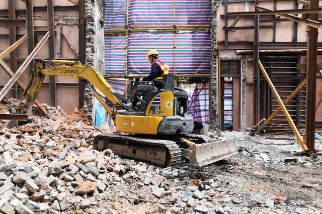 中國綠發會就廣州恩寧路被破壞提公益訴訟