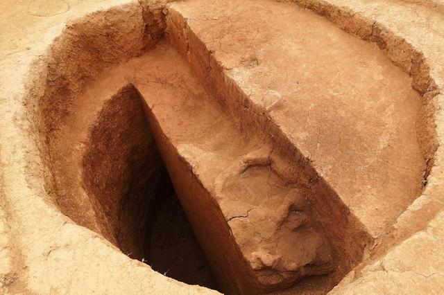 廣州考古發現大規模高等級越人墓地