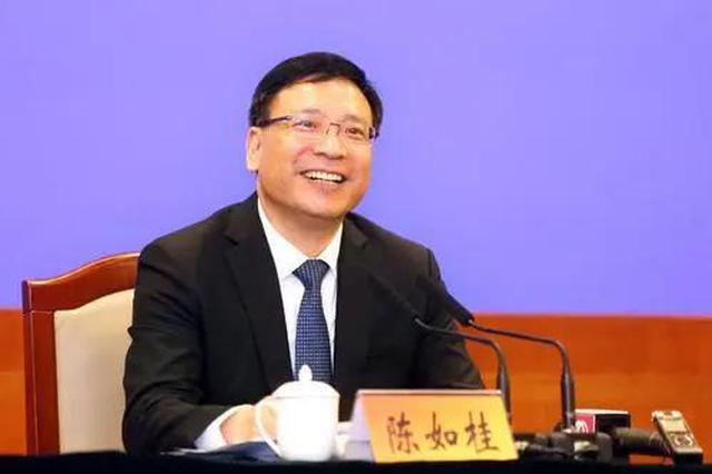 卸任深圳市长后 陈如桂已任广东省人大常委会党组成员