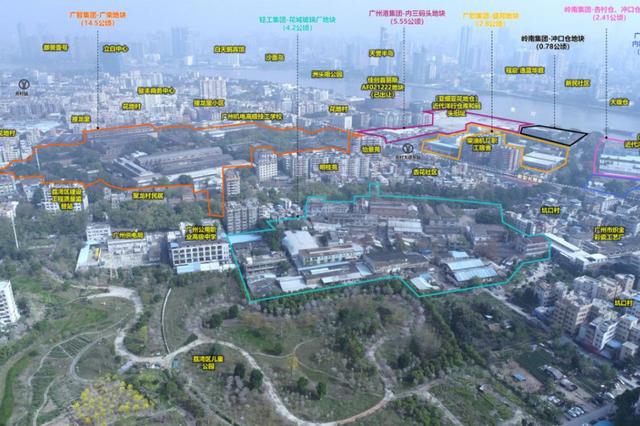 42.55亿 碧桂园+华发联合体中标佛山小布村工业区改造项目