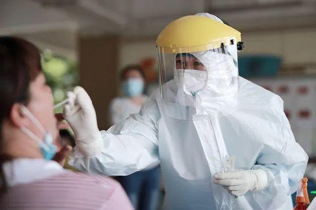 广州荔湾核酸检测累计逾71万人 超15万人已出结果均为阴性