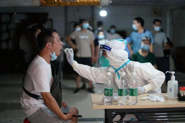 广东2日新增15例本土确诊病例和5例本土无症状感染者