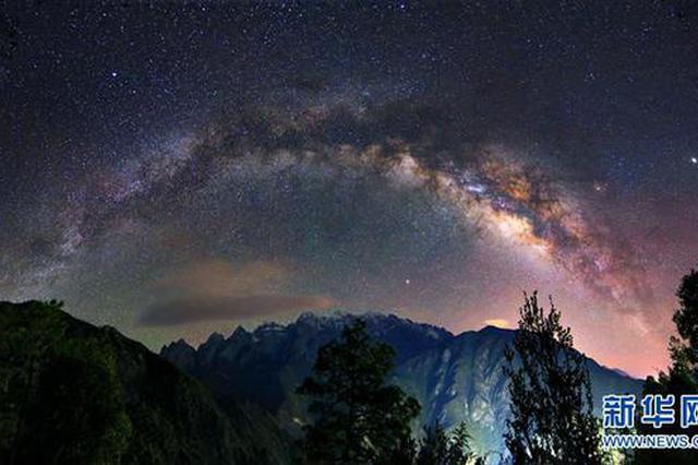 夏夜银河迎绝佳观测季 专业人士支招如何观赏和拍摄