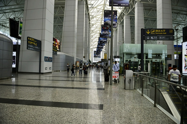 今起进白云机场航站楼须刷身份证查验健康码