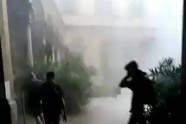 未来三天 广州将有雷阵雨局部大雨或暴雨