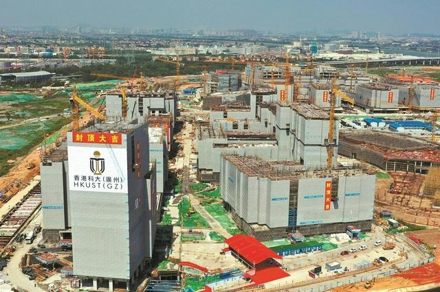 总投资超3400亿元!南沙85个项目集中开工、竣工、签约