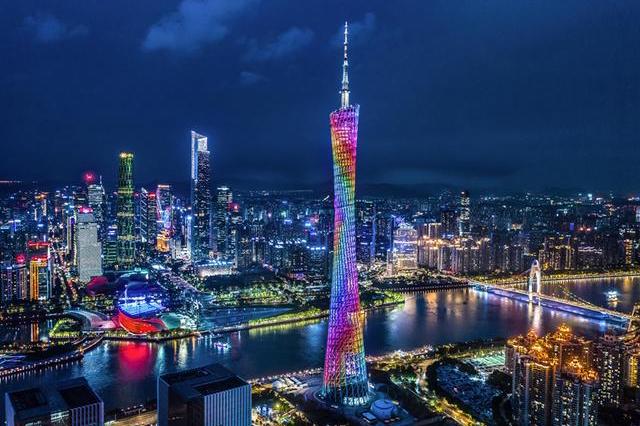 广州:缩短景观照明亮灯时间 国庆期间不安排灯光秀表演