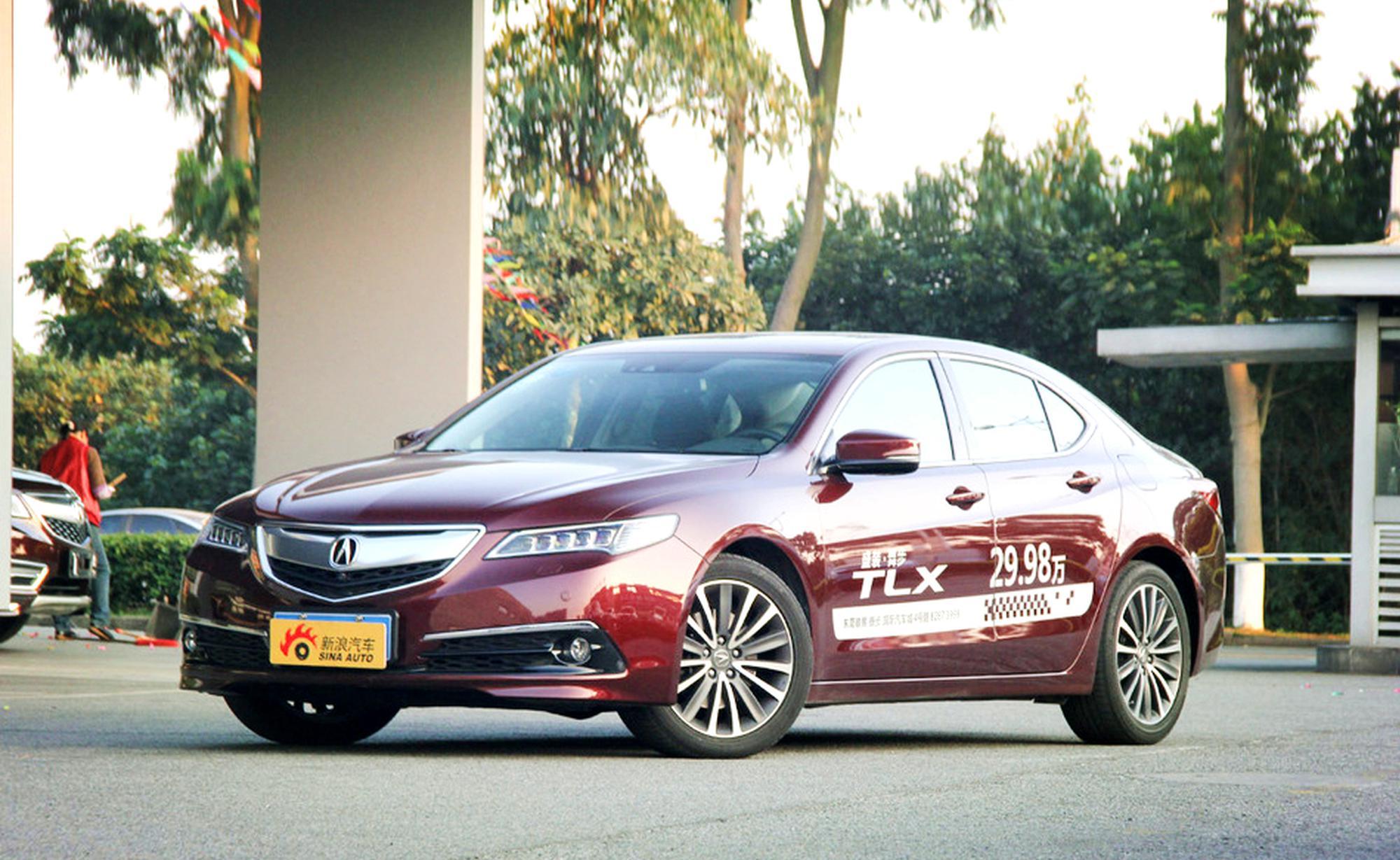 Acura讴歌金田店TLX-L 22.98万元起