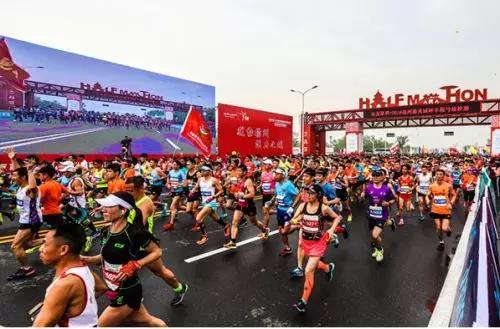 2018奔跑中国·扬州站