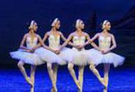 儿童芭蕾舞团在新疆演出