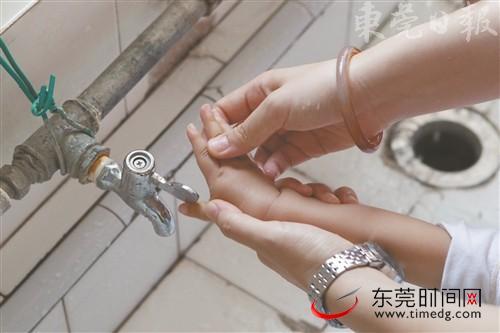 ■勤洗手可减少细菌传播 资料图
