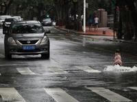 广东今起将迎明显降雨气温同步下降 后天再现广州蓝