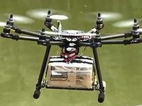 无人机送快递新进展:首张无人机航空运营许可证发放