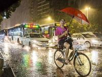 广东今年预计有5-7个台风登陆 首个台风或于6月出现