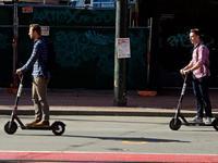 Lyft有意进军共享电动滑板车业务:与Uber等企业竞争
