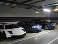 香港一车库1辆法拉利2辆奔驰被盗 总价值240万港币