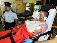 内地男子香港排队买刘德华演唱会门票 被砍伤(图)