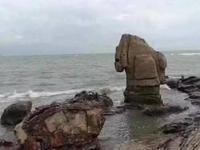 深圳天长地久石被台风山竹拆散