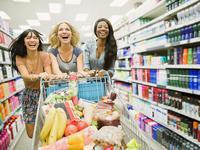 中秋假期消费升级带动购销两旺 商家线上线下齐发力