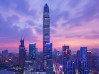 深圳摘得城市成长竞争力排行榜榜首