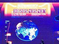 24小时交易规模突破2000亿元!天猫双11创造新记录