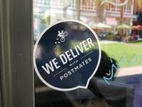 配送创企Postmates融资1亿美元:估值将达18.5亿美元