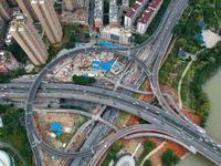 龙溪立交桥将于1月20日20:00起通车 限载20吨