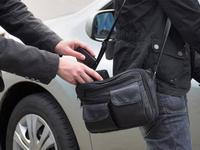 一男子在广州东站盗窃手机 半小时后被抓