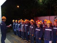 广铁深圳供电段全力备战春运 600余人进行24小时值班