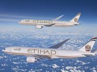 阿提哈德航空中国航线客机全部升级 拓展在华市场