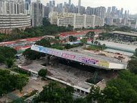 深圳市体育中心坍塌致3死5伤