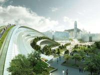 广深港高铁香港段上半年总乘客量达990万人次