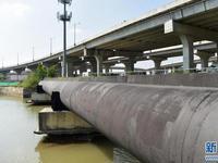 第四条对澳供水管道通水 双线路供水保障澳门用水安全