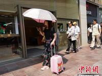 报告:第3季香港街铺租金下挫逾10% 为21年来最大跌幅