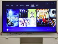 在天猫买暴风55寸电视屏幕故障 三保期维修却被拒