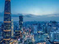 省会城市GDP图谱:广州逆势增长 长江经济带表现抢眼