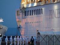 钻石公主号约500名乘客下船 将各自回家正常生活