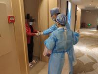 惠州一医生主动请缨 到隔离酒店承担医疗保障工作