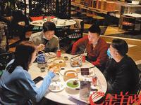 """陶陶居重设堂食""""一波三折"""" 广州餐饮究竟可否恢复堂食?"""