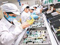 鸿海董事长:中国大陆厂区3月底前应可恢复季节性正常产能
