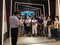 在粤留学生代表学习交流活动举行 促中外青年友好交流