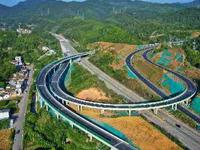 梅州首条环城高速公路闭合 梅州东线11月18日通车