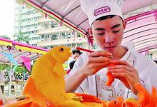 """湛江近万人受益""""粤菜师傅""""培训班 就业创业率逾80%"""